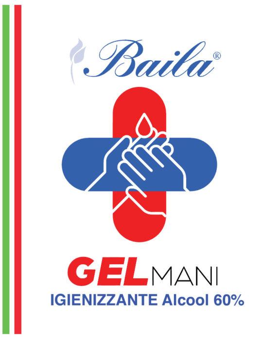 Gel Mani Igienizzante 500 ml